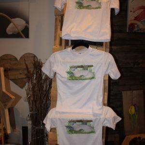 T-skjorte til barn designet av Viken Ide Hafjell
